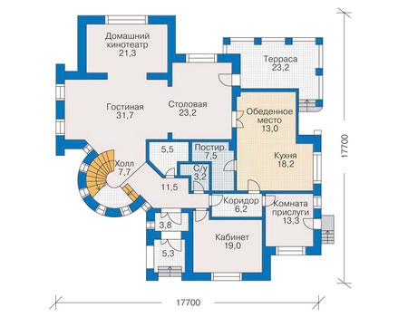 Компания Марийский Дом  все виды строительства под ключ