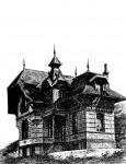 Эскизы домов mozaika