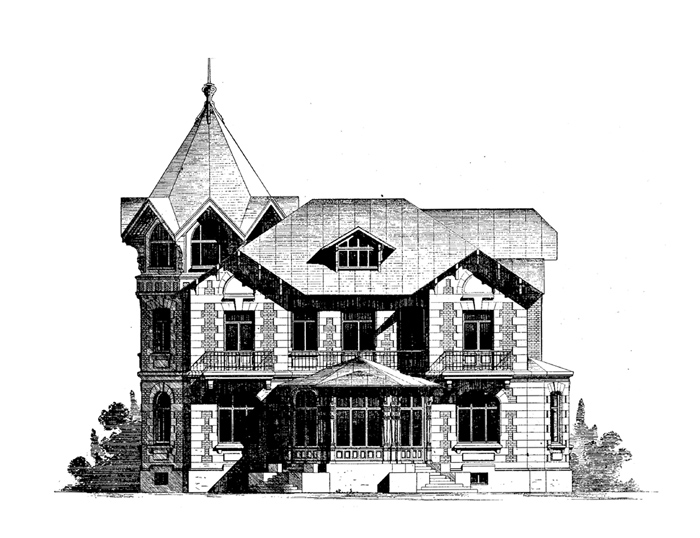 Нарисовать Фасад Дома Программа Онлайн