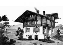 Эскизы домов mansarda