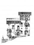 Эскизы домов dva urovnja bashni
