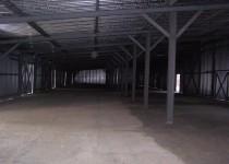 Металлокаркасные сооружения для укрытия материальных средств