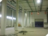 Строительство и реконструкция производственных зданий